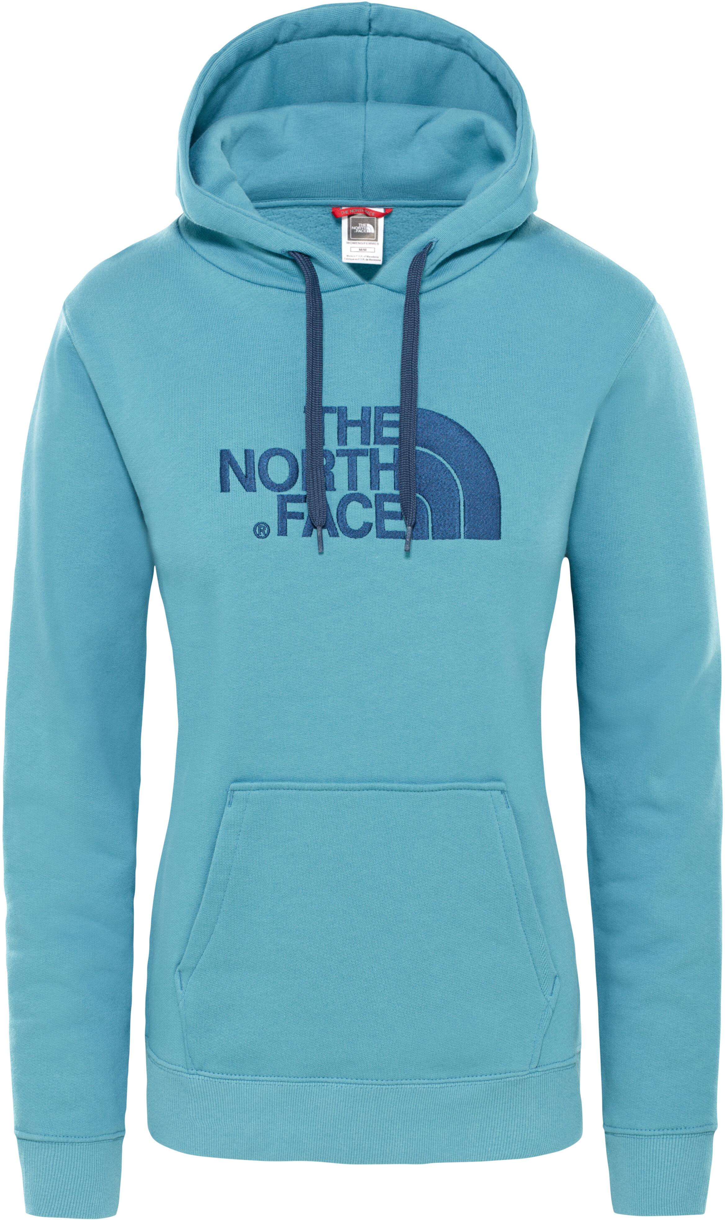 47f19731d1 The North Face Drew Peak - Couche intermédiaire Femme - bleu sur CAMPZ !